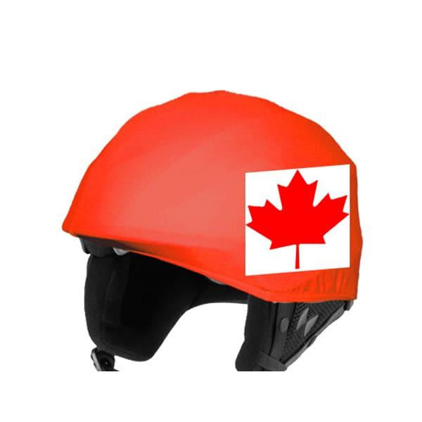 """Canada flag"" helmet cover (universal size)"
