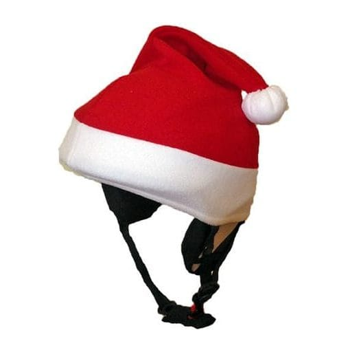 Santa helmet cover (universal size)