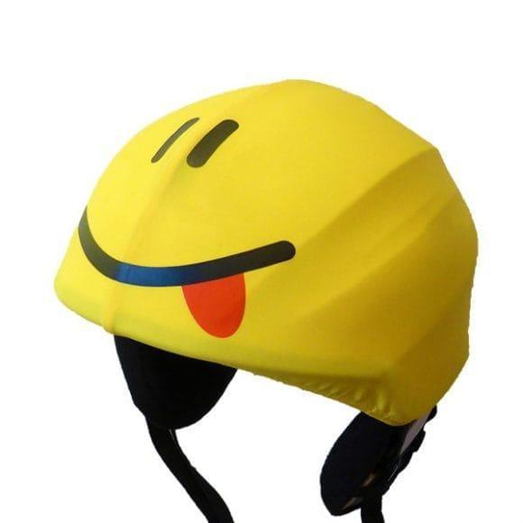 Smiley helmet cover (universal size)