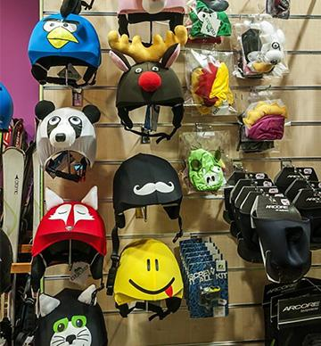 Helmet covers on SALE
