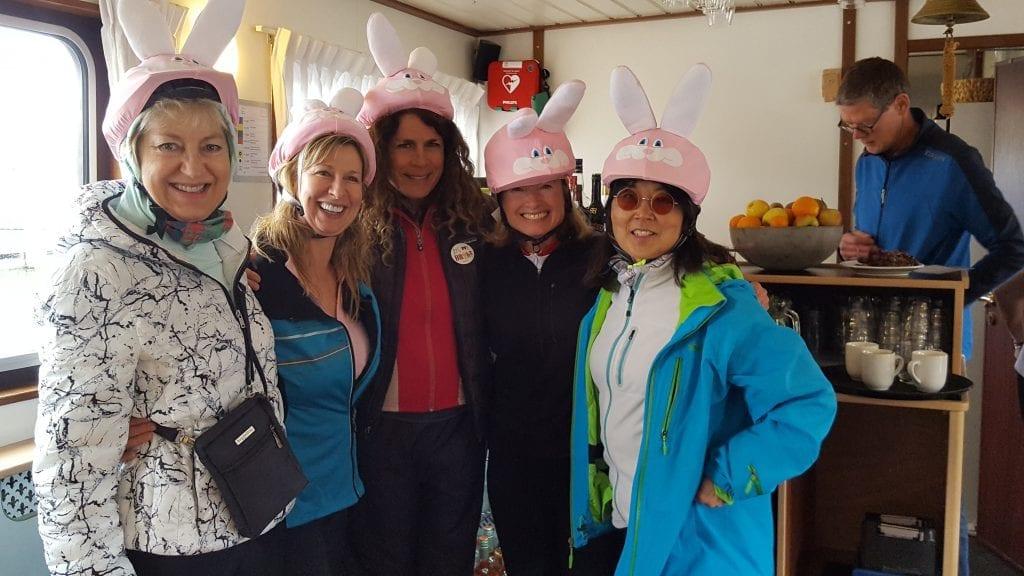 bunny helmet covers