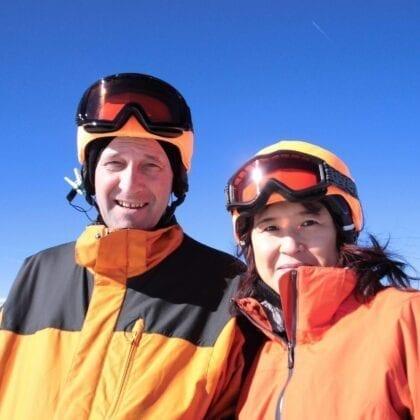 orange helmet covers