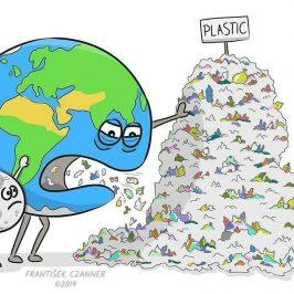 Plastic pollution is becoming one of the most serious threats for life on Earth and the planet.