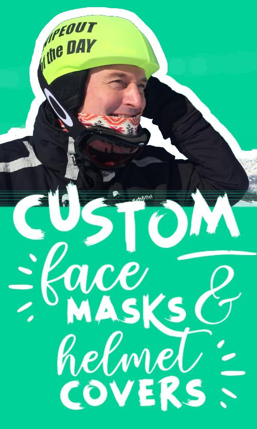 evercover custom face mask and helmet covers category