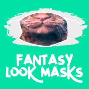 fantasy look face mask evercover category