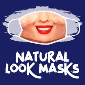 natural face mask evercover category